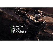 ODST Photographic Print