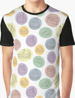 Cakes vol.2 Graphic T-Shirt