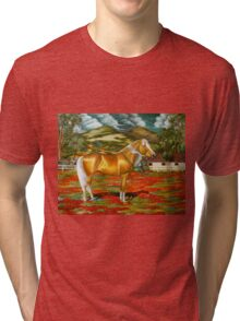 California Gold Tri-blend T-Shirt