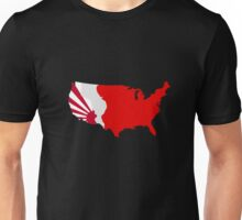 The Man in the High Castle Map Unisex T-Shirt
