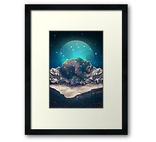 Under the Stars (Ursa Major) Framed Print
