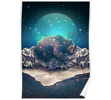 Under the Stars (Ursa Major) Poster