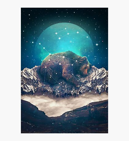 Under the Stars | Ursa Major Photographic Print
