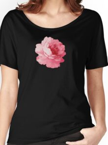 Flower pink peony Women's Relaxed Fit T-Shirt