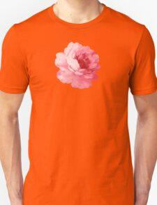 Flower pink peony Unisex T-Shirt