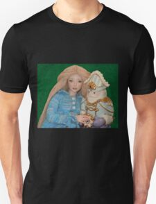 Clara and the Nutcracker Unisex T-Shirt