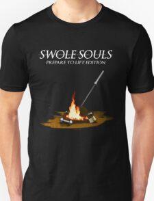Swole Souls - Bonfire Unisex T-Shirt