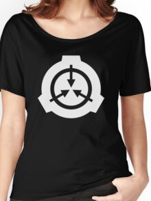 SCP Foundation Full Moon Women's Relaxed Fit T-Shirt