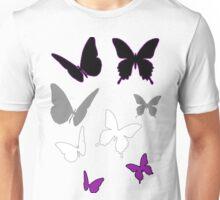Ace Butterflies Unisex T-Shirt