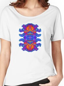Abstract Reflections Women's Relaxed Fit T-Shirt