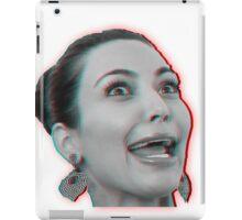 Kim Kardashian 3D iPad Case/Skin