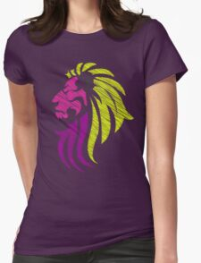 Neon Lion - Neon Colors T-Shirt