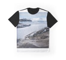 Unknown Land Graphic T-Shirt