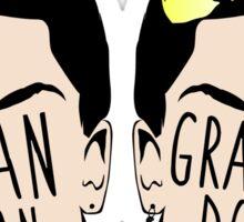 Dolan Twins (Ethan Dolan & Grayson Dolan) Sticker