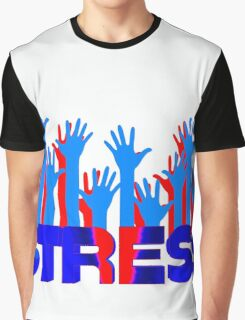 Stress Graphic T-Shirt