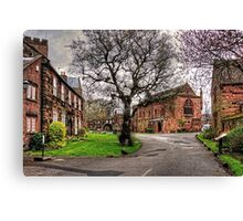 Carlisle Cathedral Fratry Canvas Print