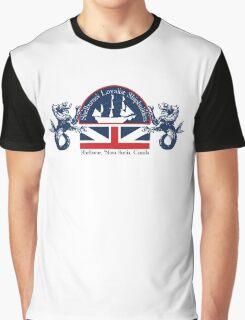 Shipbuilders Crest Graphic T-Shirt