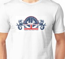 Shipbuilders Crest Unisex T-Shirt