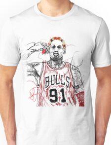 Dennis Rodman Unisex T-Shirt