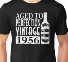 1956 Aged To Perfection Unisex T-Shirt