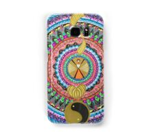 Personality layers Samsung Galaxy Case/Skin