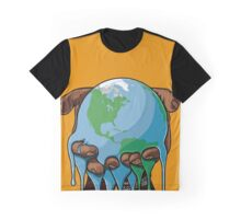 The World is Yours Graphic T-Shirt