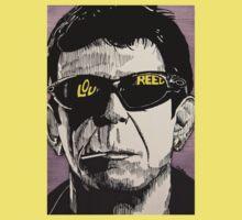 Lou Reed Kids Tee