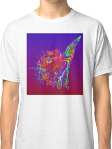Alien Sea Creature Classic T-Shirt