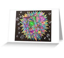Perfect Chaos Greeting Card