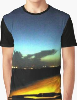 night sky colours  Graphic T-Shirt