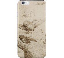 Hieronymus Bosch - The Owl S Nest 1505 iPhone Case/Skin