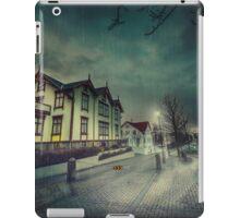 Silent Night Street iPad Case/Skin