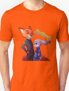 We are ZPD Unisex T-Shirt