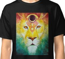 Lion Wears the Crown Classic T-Shirt