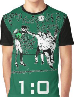 Ireland 1:0 England Graphic T-Shirt