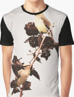 The Birds are Singing Graphic T-Shirt