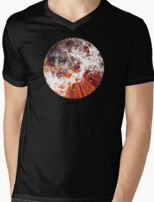 world_1 Mens V-Neck T-Shirt