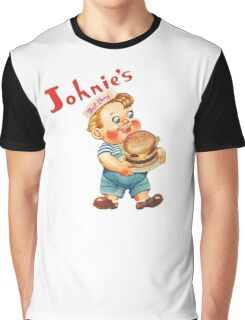 Mr. Carson's Obese Male Child Graphic T-Shirt