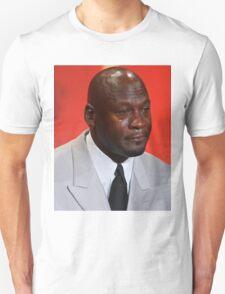 Crying Michael Unisex T-Shirt