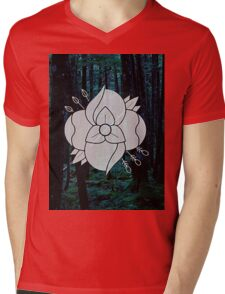La Dispute - Flower Mens V-Neck T-Shirt