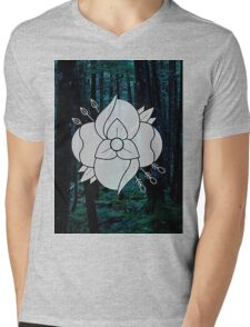 La Dispute - Flower Mens V-Neck T-Shirt
