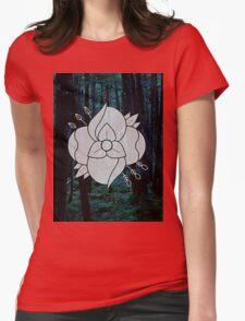 La Dispute - Flower Womens Fitted T-Shirt