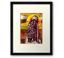 American Indians Framed Print