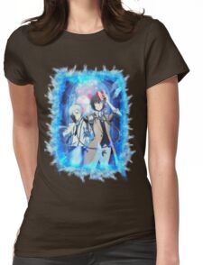 Bungeou Stray Dogs Womens Fitted T-Shirt