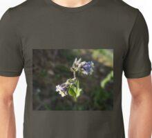 Myosotis stricta Unisex T-Shirt