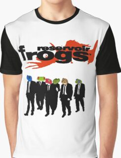 Reservoir Frogs Graphic T-Shirt