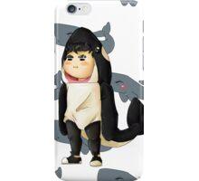 Bang Yong Guk - Precious Whale Baby iPhone Case/Skin