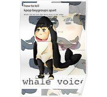 Bang Yong Guk - Precious Whale Baby Poster