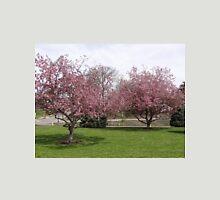 The cherry trees in full bloom Unisex T-Shirt
