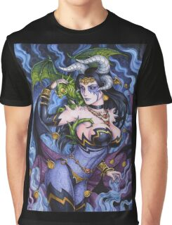 Succubus Queen Graphic T-Shirt